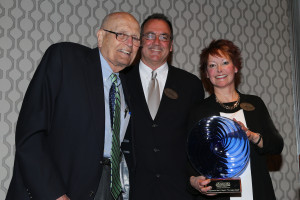U.S. Congressman John Dingell was the recipient of the Legacy Award at the Dearborn Area Chamber's 2014 Chamber Choice Awards & Expo. The 2015 event, presented by Ford Land, will honor 4 outstanding individuals and organizations in the Dearborn Area and will be held on Friday, March 13 at The Henry, An Autograph Collection Hotel.